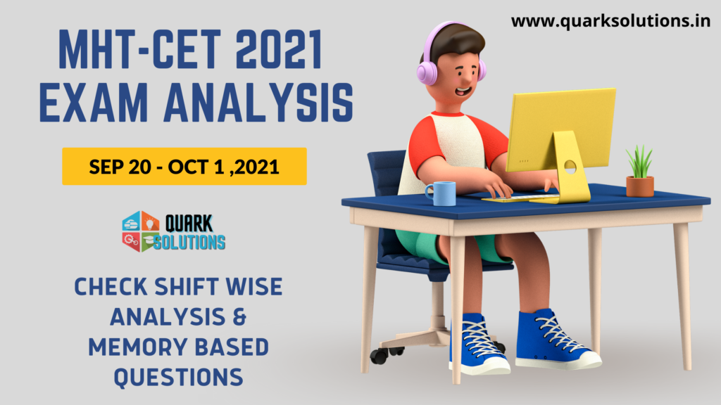 MHT CET 2021 Exam Analysis